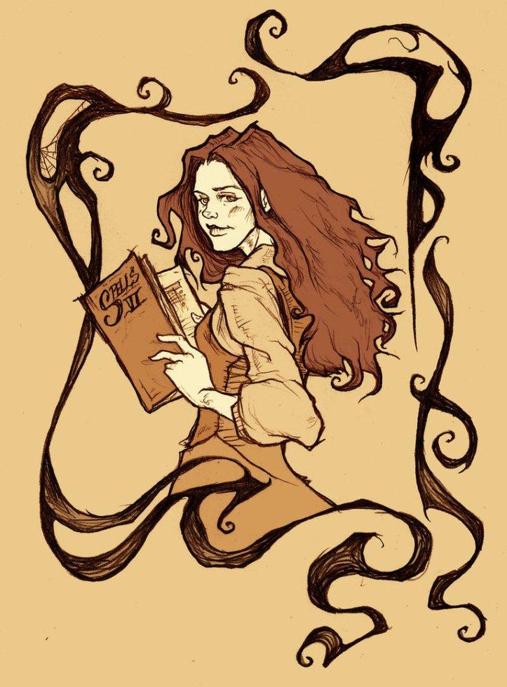 Hermione_by_MirrorCradle