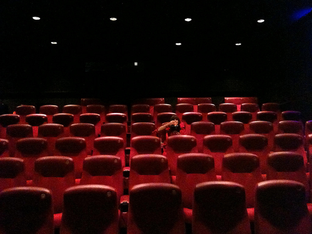 cinema alone