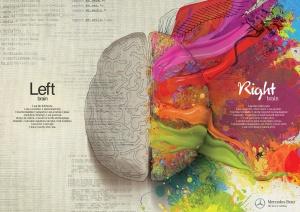 lef brain