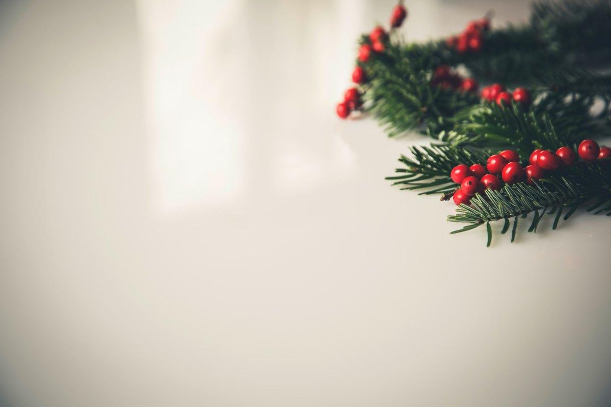 Wesołych świąt oraz z wizytą u Weasleyów